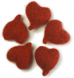 Free Knitting Pattern Of The Day : Valentine s Day Knitting Momogus Knits Patterns