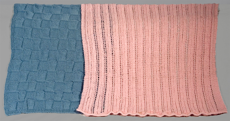 Easy Knitting Pattern For Baby Blanket Instant Download Momogus Best Baby Blanket Patterns Knitting