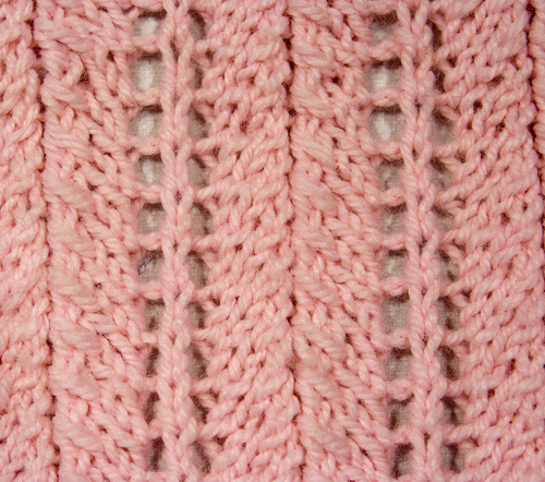 Easy Knitting Pattern For Baby Blanket Instant Download Momogus