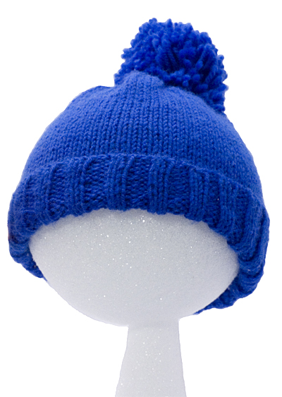 Easy Children's Hat Knitting Pattern