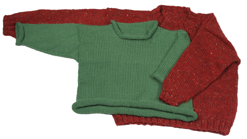 Knitting Pattern Jumper : Simple Childrens Jumper Knitting Pattern - Cardigan With ...