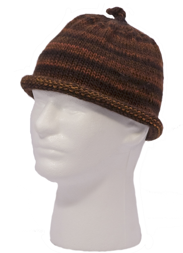 Momogus Knits Adult Hat Knitting Pattern