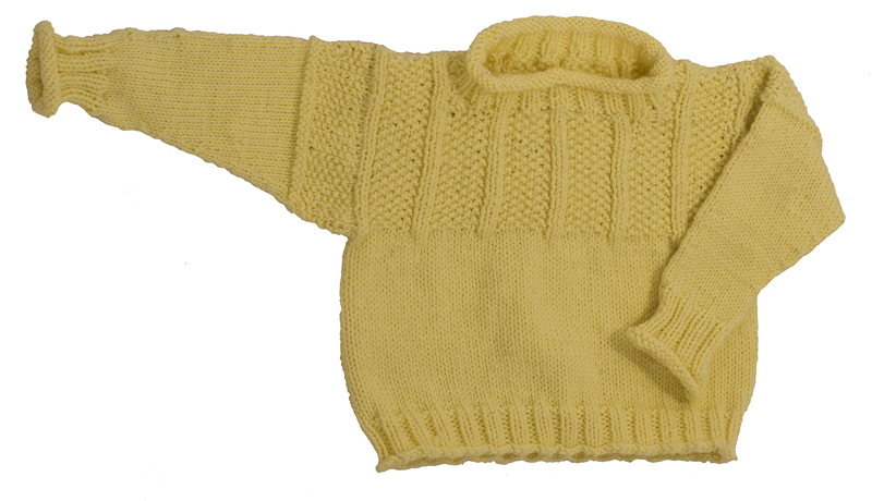 Momogus Knits Baby Pullover Knitting Pattern