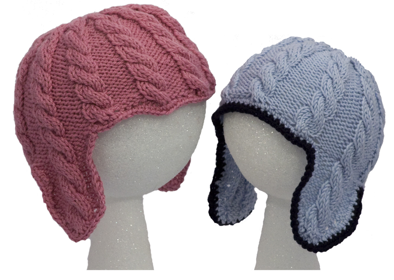Easy Knitting Pattern For Baby Hat Instant Download Momogus Knits