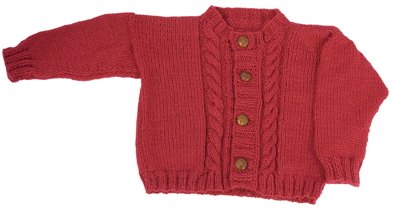 Knitting Pattern For Kids Cable Cardigan Pdf Download Momogus Knits